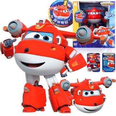 奧迪雙鉆超級飛俠7第七季超級裝備酷炫聲光變形大號樂迪套裝740921大禮盒男女孩玩具 動漫周邊