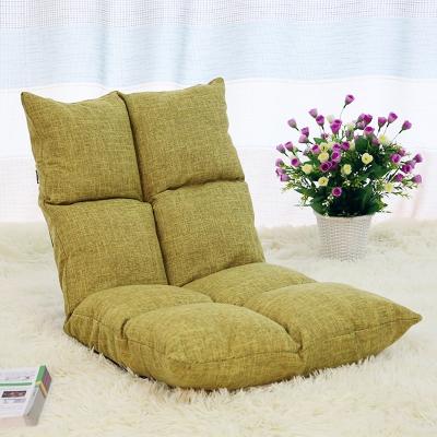 閃電客哥懶人沙發榻榻米可折疊單人小沙發床上宿舍飄窗靠背椅