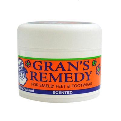 GRAN'S REMEDY 【品牌授权】老奶奶臭脚粉香港脚去膏药粉 泡粉50g 清香味 * 1瓶
