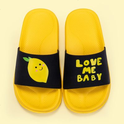 拖鞋儿童夏女童1-3岁2可爱男宝宝防滑软底幼儿家居室内小孩凉拖鞋
