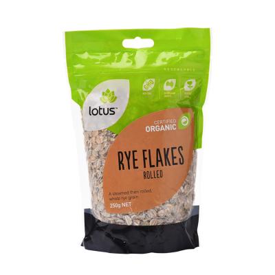 买二免一【保税直发】澳洲进口 Lotus 黑麦片 杂粮 250g/袋