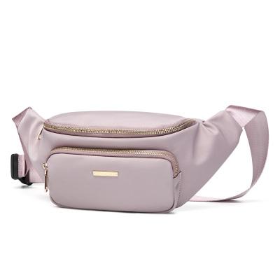 GOLF/高爾夫包包女包新款2020休閑腰包簡約百搭流行女腰包