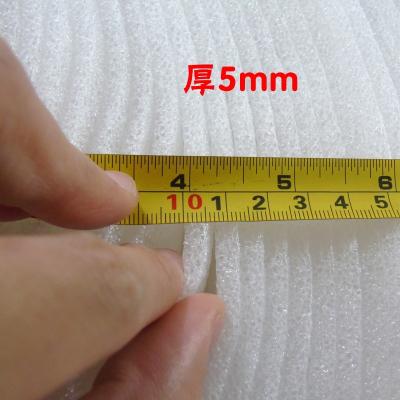 闪电客珍珠棉5101520mm厚填充物棉包装棉泡沫棉珍珠棉1米宽 厚10mm*1米宽*10米