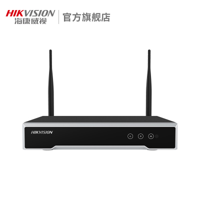 海康威視無線硬盤錄像機NVR 網絡監控主機支持WIFI DS-1108W