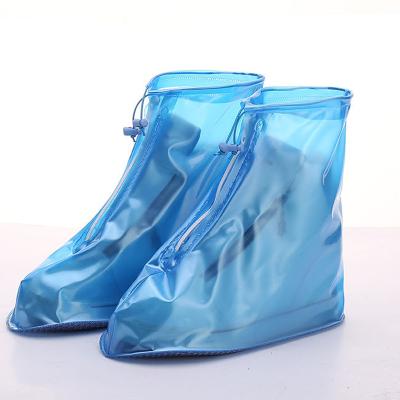 2019防雨鞋套加厚成人防滑雨鞋套男女鞋套防水雨天兒童防滑加厚耐磨款