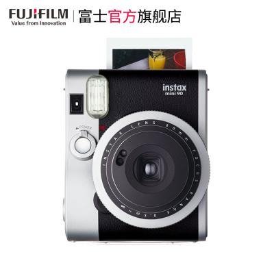 FUJIFILM/富士 instax MINI/mini90 黑 富士 經典復古 拍立得 相機 膠片相機 富士小尺寸膠片