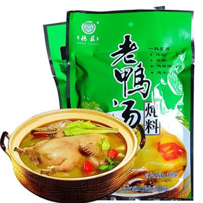 重慶德莊老鴨湯燉料350g袋裝酸蘿卜老鴨湯燉罐調料