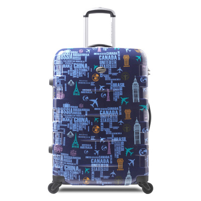 AMERICAN TOURISTER брэндийн PC аялалын чемодан 20Q 21 инч тод цэнхэр