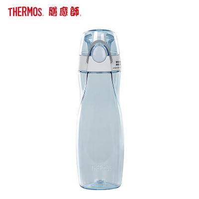 膳魔師(Thermos)TCSA-500Tritan塑料杯隨手杯運動多彩時尚杯子喝水杯500ML 家用/旅行/通用