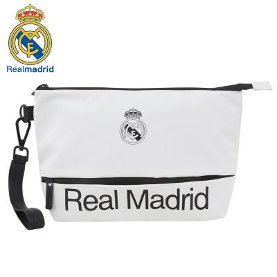 皇家馬德里Realmadrid官方正品時尚男女士多功能休閑包運動戶外訓練商旅旅行手拿錢包
