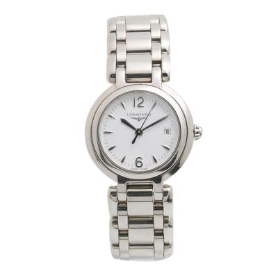 【二手95新】浪琴LONGINES心月系列L8.110.4.16.6女表石英奢侈品钟手表腕表