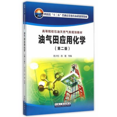 油氣田應用化學(第二版)