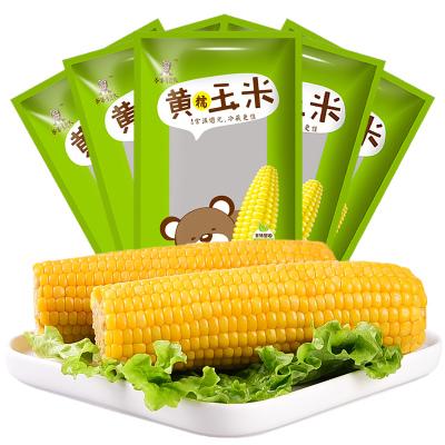 谷本粮农 黄糯玉米10根约4-5斤 非转基因黄玉米棒粘苞米 新鲜蔬菜