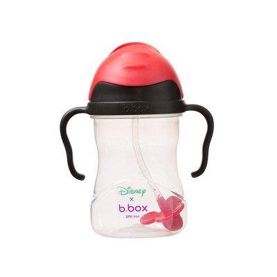 澳洲b.box第三代重力球寶寶水杯迪士尼吸管杯學飲杯兒童水杯嬰兒喝水杯子 米奇款