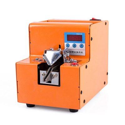 KLD-V3自动螺丝机可调轨道M1-M5螺丝排列供给机数显计数螺丝机