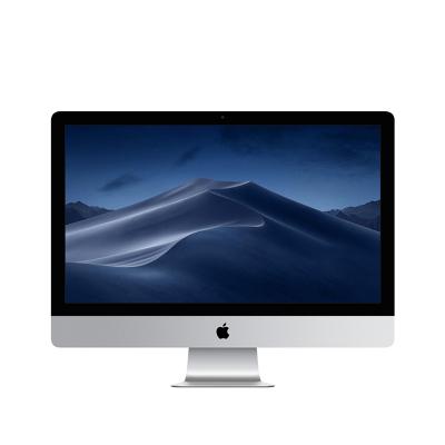 2019款 Apple iMac 27英寸 i5处理器 8GB 2TB 融合硬盘 5K显示屏 580X独显 一体机电脑 家用 设计师电脑 MRR12CH/A