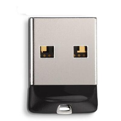 闪迪酷豆USB闪存盘 CZ33 16G小巧迷你 车载U盘 优盘16g