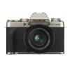富士数码微单相机X-T200(XC15-45mm)金色