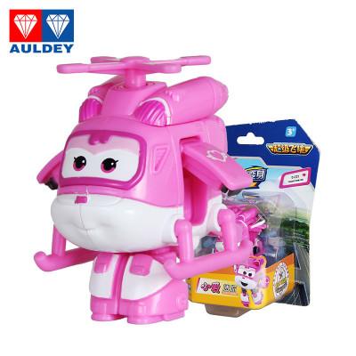 奥迪双钻(AULDEY)超级飞侠 儿童玩具 动漫周边 迷你变形-小爱 3-6岁