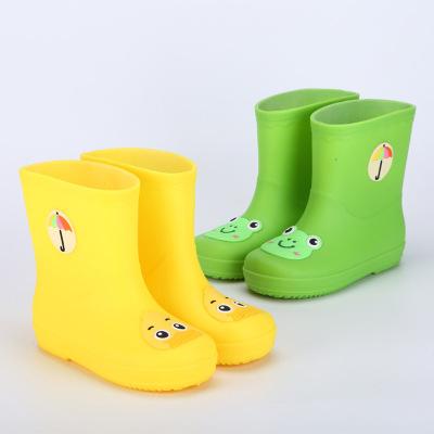 芳棋云品牌小孩寶寶兒童雨靴女童小童幼兒公主可愛1-3歲防滑防水鞋雨鞋男童