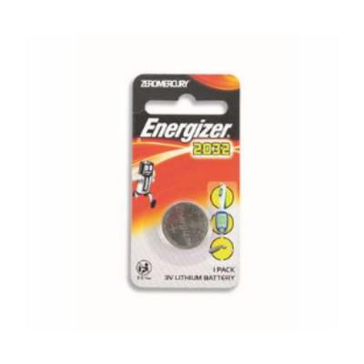 劲量 Energizer ECR2032 BP1 劲量纽扣电池2032,1节卡装