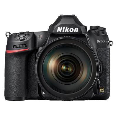 尼康(Nikon) D780數碼單反套機(AF-S 尼克爾 24-120mm f/4G ED VR)