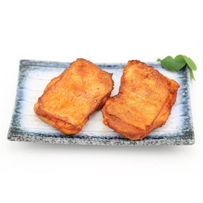 春雪食品 奥尔良腿排500g 国产出口日本级 清真食品 烧烤 鸡腿 速冻袋装鸡肉