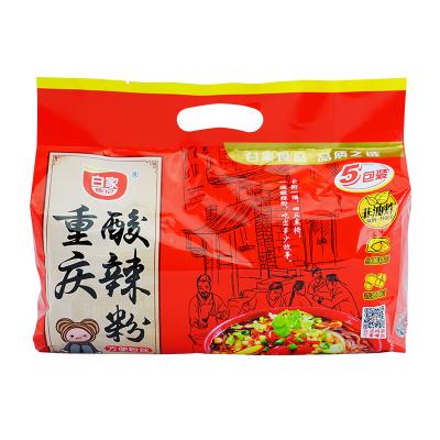 白家陈记(baijia)重庆酸辣粉425g 方便粉丝 重庆酸辣粉 非油炸方便食品 户外野营食品 调味品 厨房调料 特产