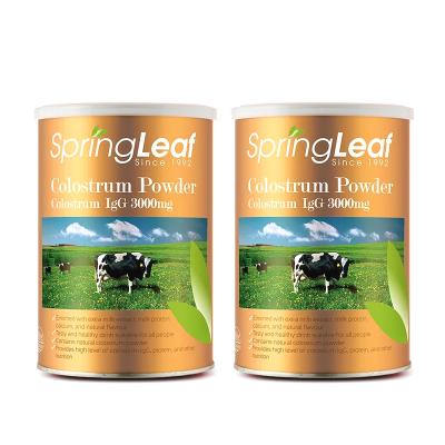 【2罐】澳洲直郵 Spring Leaf 綠芙牛初乳粉400G粉劑