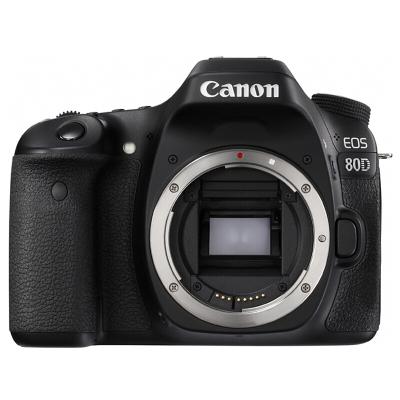 佳能(Canon) EOS 80D(單機身不含鏡頭) 數碼單反相機 約2420萬像素