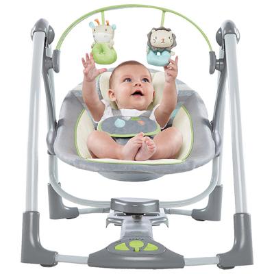 婴儿摇椅宝宝电动摇篮摇摇椅躺椅安抚哄娃神器哄睡新生儿摇床睡篮