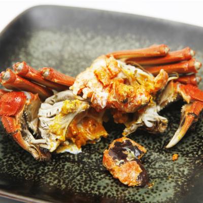 【驚喜預售】品味私廚 陽澄湖大閘蟹 蟹禮禮盒(公5.0兩+母3.5兩 4對)