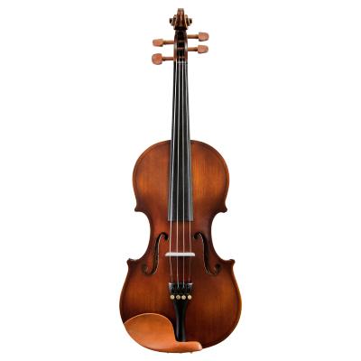 Christina成人兒童自學手工實木學生入考級v01小提琴初學者樂器