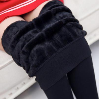 追記 加絨打底褲女連褲襪外穿秋冬季加厚絲襪秋褲內穿保暖棉褲子