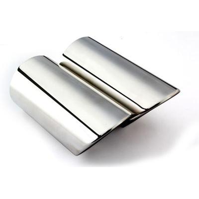 阿特萊 適用于斯柯達新老速派尾喉 野帝Yeti明銳昊銳改裝排氣管尾氣罩煙管消音 明銳1.4T白金款