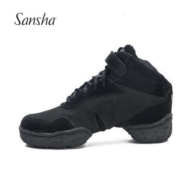 特價正品舞蹈鞋爵士舞鞋成人女網面廣場舞鞋現代舞鞋