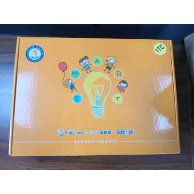 金海豚金思维 慧玩乐学 魔法地图教具包 3-10岁早教 互动桌游
