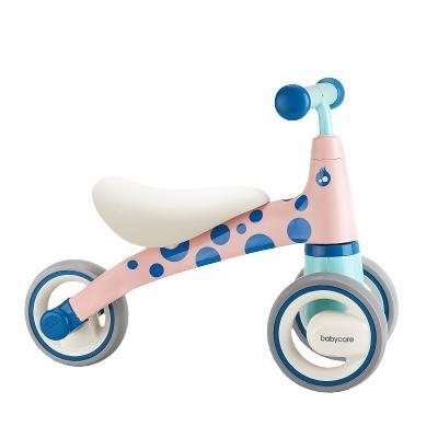 babycare寶寶平衡車無腳踏 嬰兒滑行學步車 兒童滑步車溜溜車7910