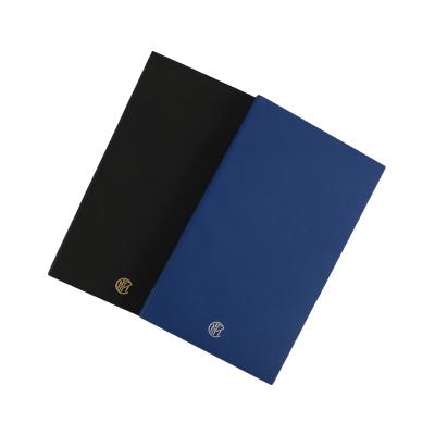 國際米蘭INTER UFFICIO簡約藍黑筆記本套裝(內含兩本)