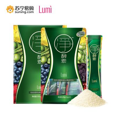 Lumi 净酵素 综合发酵蔬果粉(固体饮料)15g×27袋 台湾进口
