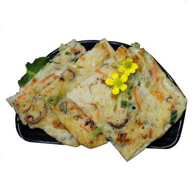 鮮有匯聚 海鮮烤餅200g 早餐夜宵韓式海鮮煎餅配醬汁