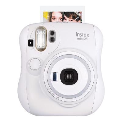 FUJIFILM/富士 INSTAX MINI/mini25 白色 富士 拍立得 膠片相機 一次成像相機