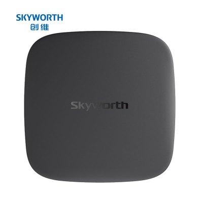 创维(Skyworth)T2Pro标准版电视盒子 6K高清网络机顶盒 16G大闪存