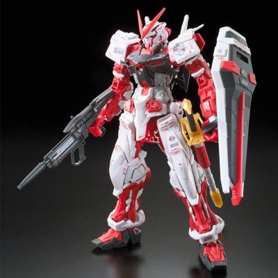 萬代(BANDAI) RG 1/144 MBF-P02 異端高達紅色機 -2500 手辦/模型