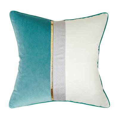 靠垫女王轻奢客厅沙发抱枕靠垫样板房卧室床头大抱枕腰枕含芯