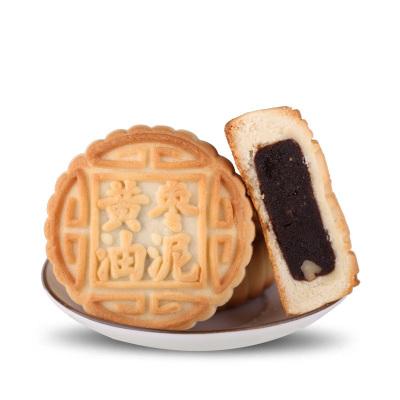 三禾北京稻香村 糕点黄油枣泥饼320g*2袋装 北京特产 中华老字号糕点