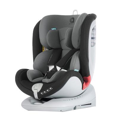 【Apramo】兒童安全座椅All Stage0-12歲寶寶嬰兒坐椅360度旋轉