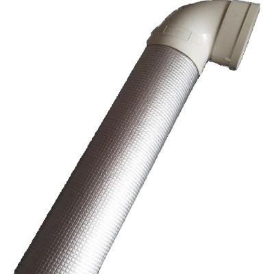 衛生間下水管道隔音棉自粘閃電客消音棉包管阻尼片阻燃754靜音 2CM厚110型隔音棉/米