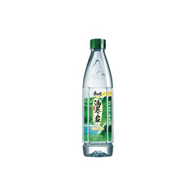 涵养泉天然饮用矿泉水550ml*24瓶装 天然矿泉水饮用水 饮品瓶装 整箱装 康师傅出品