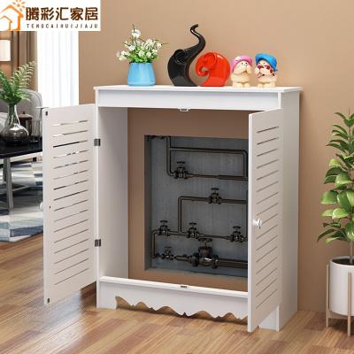 地暖分水器遮挡柜装饰电闸盒电表箱遮挡箱卫生间遮挡罩